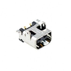 2DS Power Connector Socket