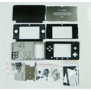 Nintendo 3DS Behuizing Zwart