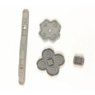 3DS XL Button Rubber Set 4-delig