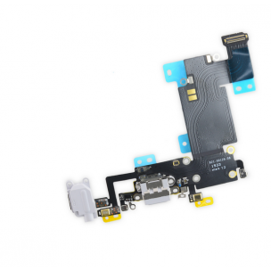 Dock Connector Zwart voor iPhone 6S Plus