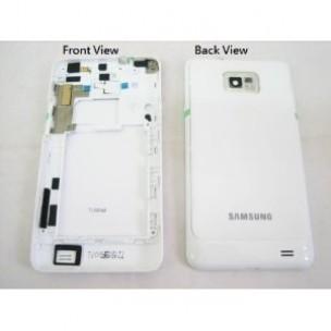 Behuizing Wit voor Samsung Galaxy S2 i9100