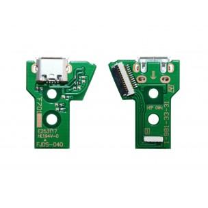 PS4 Controller Laadpoort Micro USB JDS-040