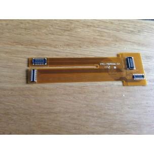 Testkabel Digitizer en LCD voor iPhone 4 en 4S