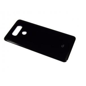 LG G6 Achterkant Back Cover Zwart