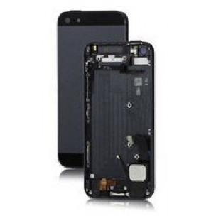 Behuizing Zwart Compleet voor iPhone 5