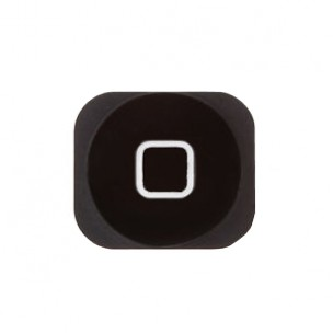 Home Button Zwart voor iPhone 5