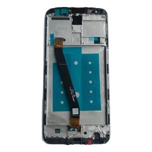 Huawei Mate 10 Lite Scherm Voorkant Display met Frame Zwart