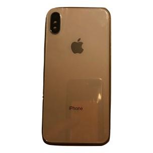 iPhone X Achterkant Zilver