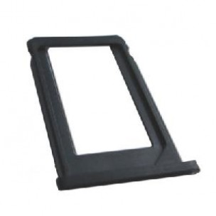 SIM Card Tray Zwart voor iPhone 3G 3GS