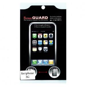 Screen Protector Shield voor iPhone 3G 3GS