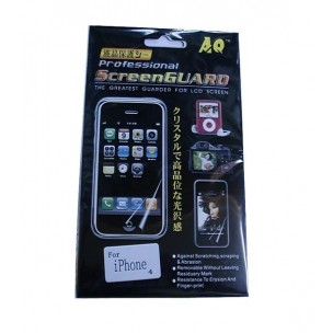 Screen Protector Front en Back voor iPhone 4 en 4S