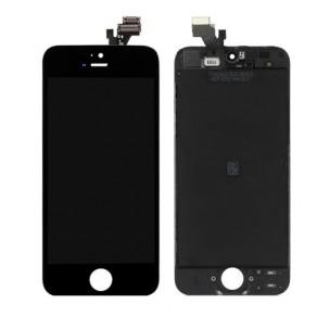 Voorkant AAA Zwart voor iPhone 5
