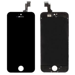Voorkant AAA Zwart voor iPhone 5C