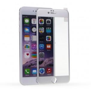 Screen Protector Set Tempered Glass Titanium Grijs voor iPhone 6