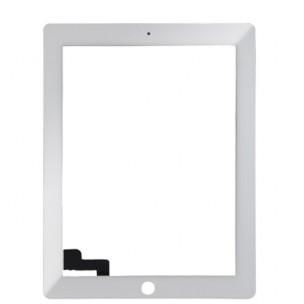 iPad 3 Voorkant Digitizer Compleet Wit