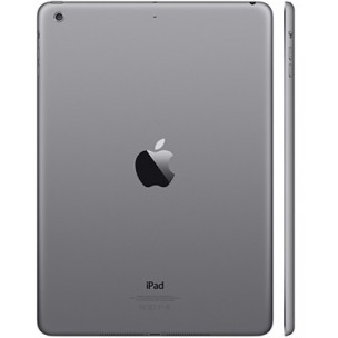 iPad Air Wifi Behuizing Back Cover Zwart