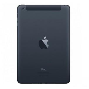 Behuizing Back Cover Zwart voor iPad Mini 1 4G