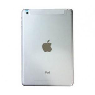 iPad Mini 1 4G Behuizing Back Cover Zilver