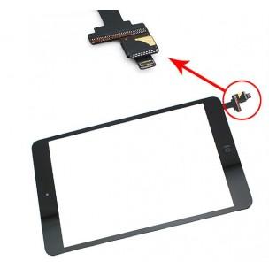 Voorkant Digitizer Compleet Zwart voor iPad Mini 1 en 2
