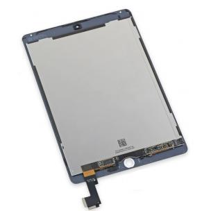 Voorkant Zwart Digitizer en LCD Scherm voor iPad Air 2