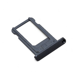 iPad Mini 1 SIM Card Tray Zwart