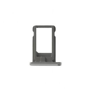 SIM Card Tray Spacegrijs voor iPad Mini 1, 2, iPad Air 1, iPad 5