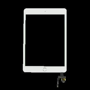 Voorkant Digitizer Compleet Wit voor iPad Mini 3