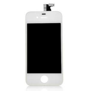 iPhone 4S Voorkant Compatible AA Wit