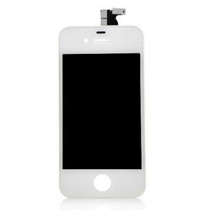 Voorkant Compatible AA Wit voor iPhone 4