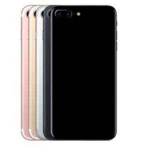 iPhone 7 Plus Behuizing Zwart