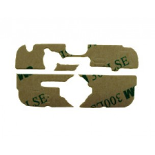 Adhesive Sticker Plakstrip set voor iPhone 4S