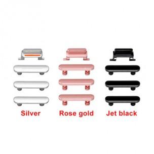 iPhone 7 Side Buttons Zwart