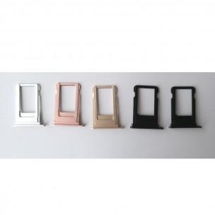 iPhone 7 Plus SIM Card Tray Gitzwart