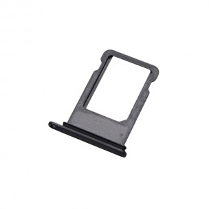 iPhone X SIM Card Tray Zwart