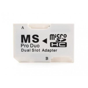 MSPD Adapter MicroSD naar Memory Stick Pro Duo CR-5400