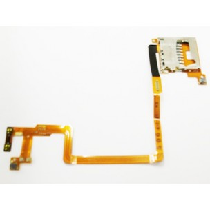 SD Card Socket Incl Cable voor DSi
