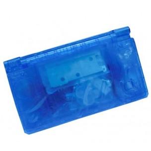 Behuizing Crystal Blue voor DSi