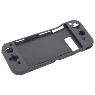 Nintendo Switch Beschermhoes Siliconen Grijs