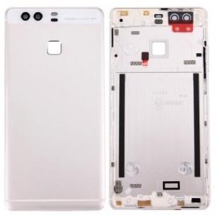 Huawei P9 Achterkant Back Cover Origineel Zilver