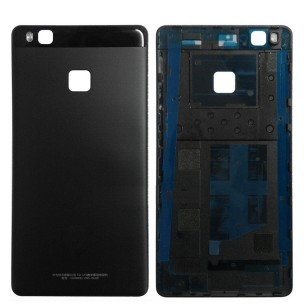 Huawei P9 Lite Achterkant Back Cover Origineel Zwart