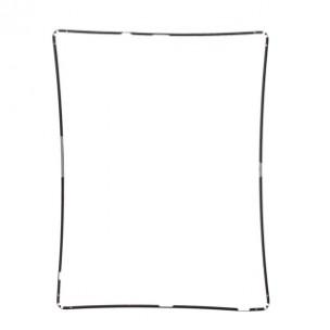 Middle Frame Zwart voor iPad 2