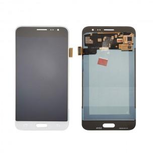 Samsung Galaxy J3 2016 Scherm Voorkant Display Origineel Wit