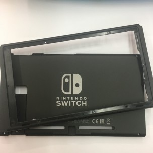 Nintendo Switch Behuizing Zwart