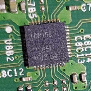Xbox One X HDMI Retimer IC TDP158