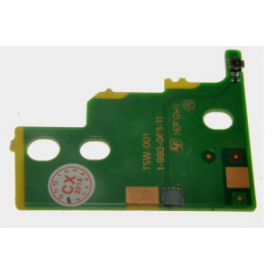 PS4 Eject Button PCB TSW-001
