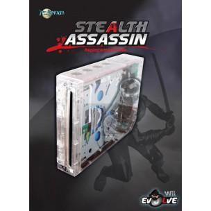 Talismoon Evolve Stealth Assassin Behuizing voor Wii