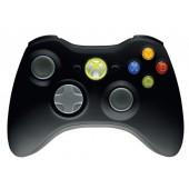 Wireless Controller Zwart voor Xbox 360