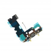 Dock Audio Connector Flex Grijs voor iPhone 7