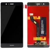 Huawei P9 Lite Scherm Voorkant Display OEM Zwart
