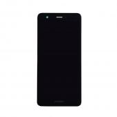 Huawei Nova Scherm Voorkant Display met Frame Zwart